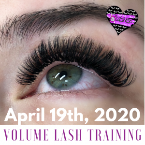 Portland Oregon Lash Training